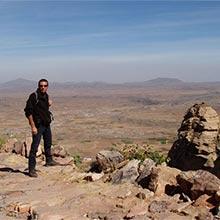 SABBIA,POLVERE E MIRRA (Yemen 2004 - 2005)