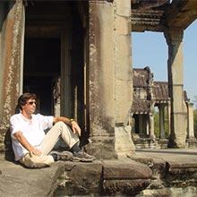 HOLIDAY IN CAMBODIA (2001 - 2002)