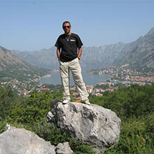 BLACK MOUNTAIN SIDE (Hravta/Crna Gora 2006)
