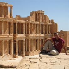LA QUARTA SPONDA (Libia 2010)